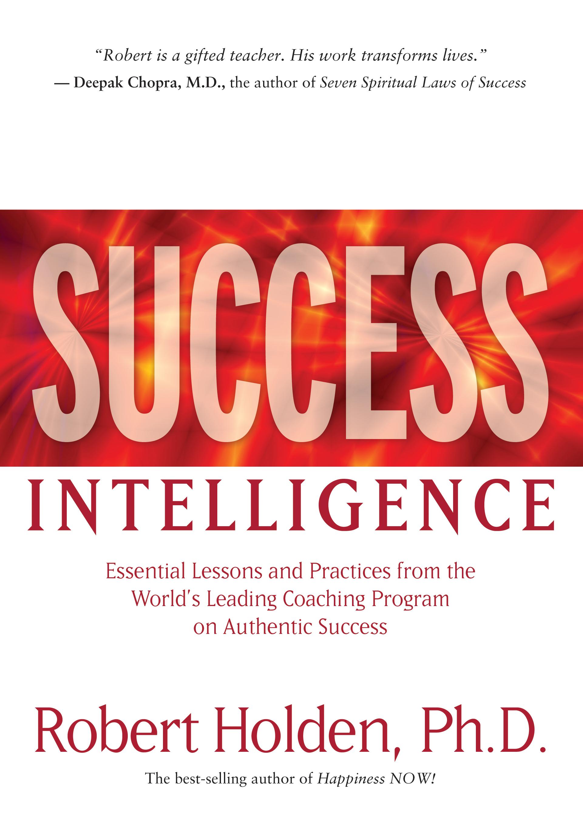 Success Intelligence Robert Holden Ph D