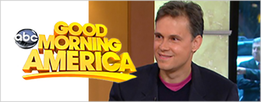 "Good Morning America Excerpt: ""Be Happy: The Power of Happiness in You"""