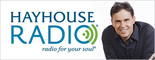 Hay House Radio Interview - Finding Happiness and Joy Now