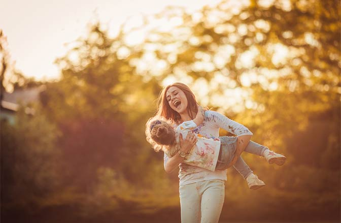 What our Children Teach Us about Happiness