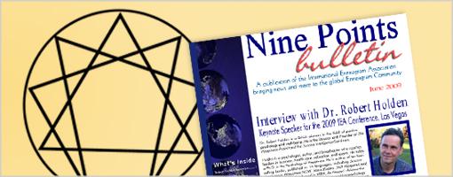 Nine Points Bulletin - Robert Holden Enneagram Interview