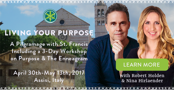 Living Your Purpose, A Pilgrimage with St. Francis of Assisi & 3-Day Workshop