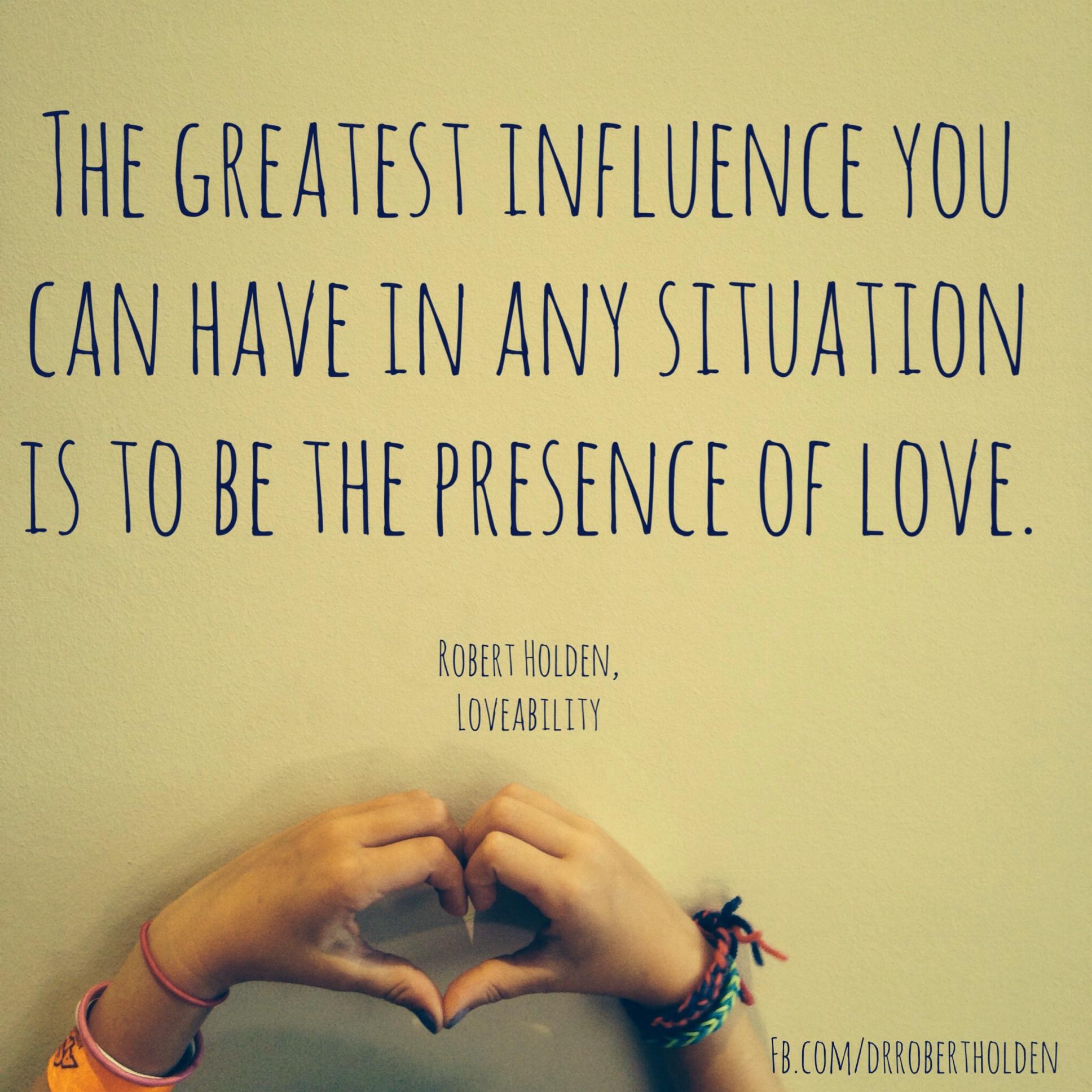 Loveability Robert Holden Ph D