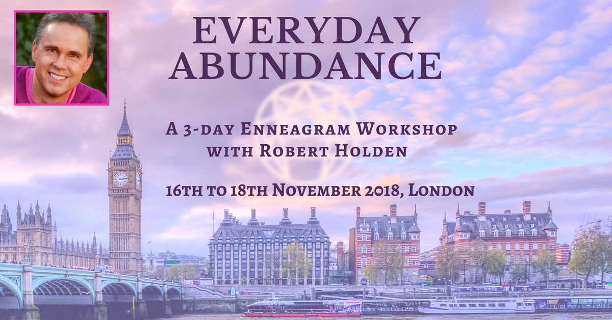 Everyday Abundance - 3-Day Workshop