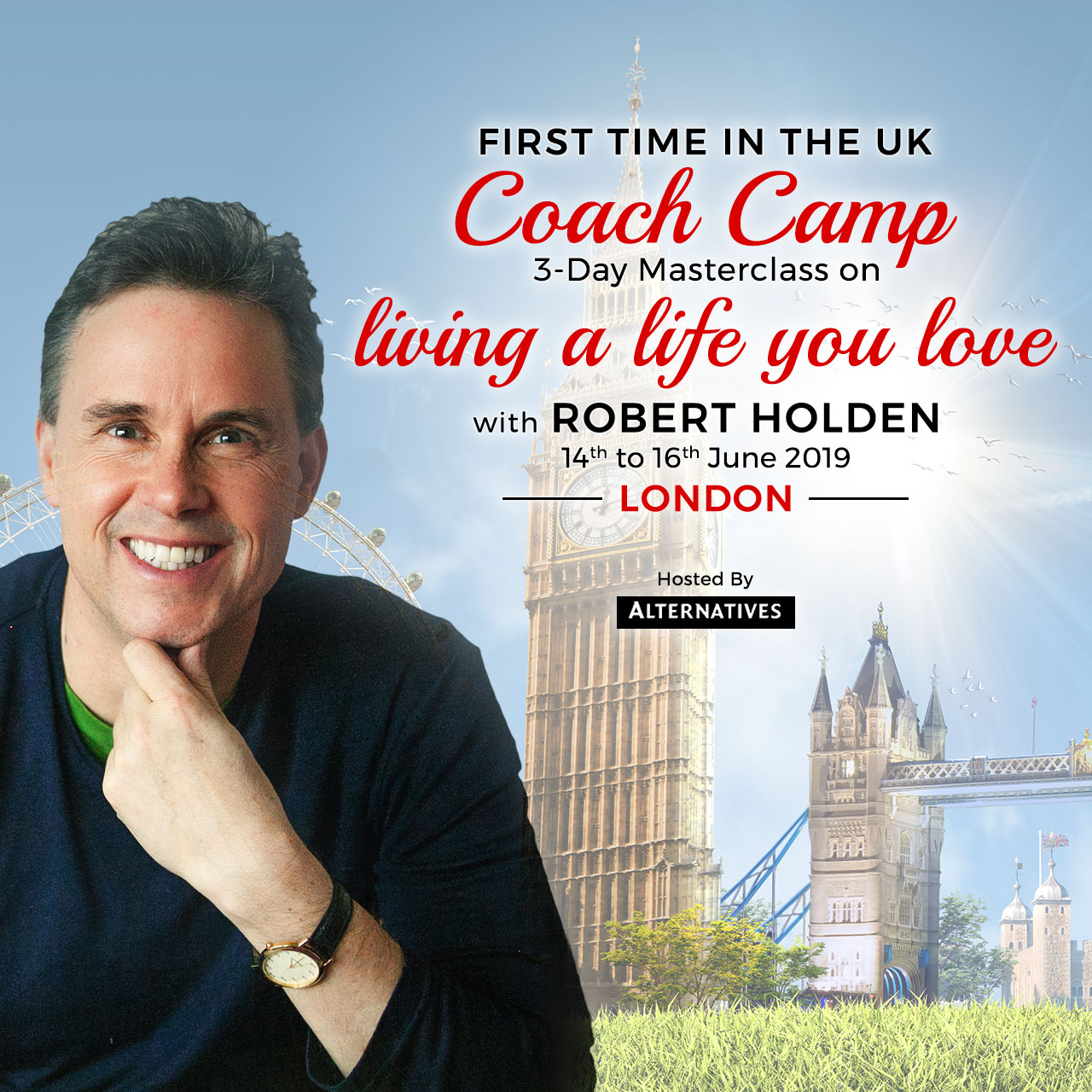 Coach Camp - London