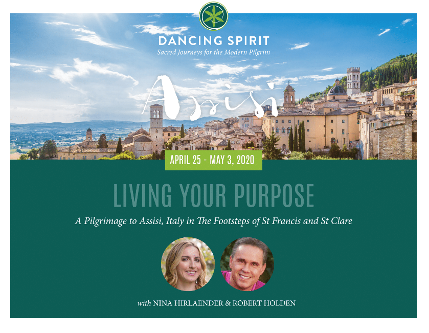 Living Your Purpose 8-Day Pilgrimage