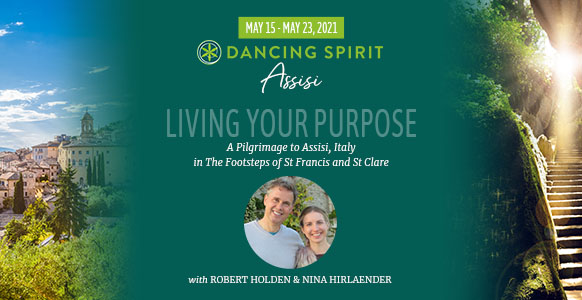 Living Your Purpose Pilgrimage