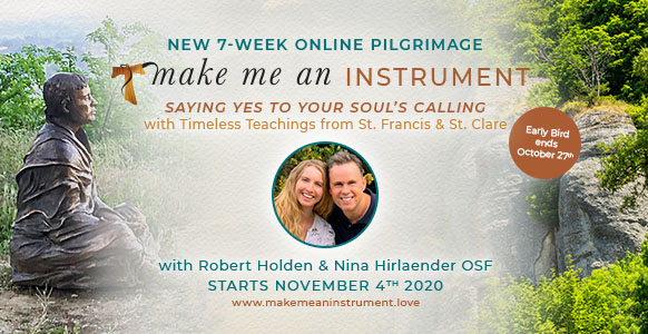 Make Me An Instrument 7-week online journey