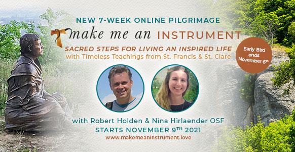 Make Me An Instrument Online Journey
